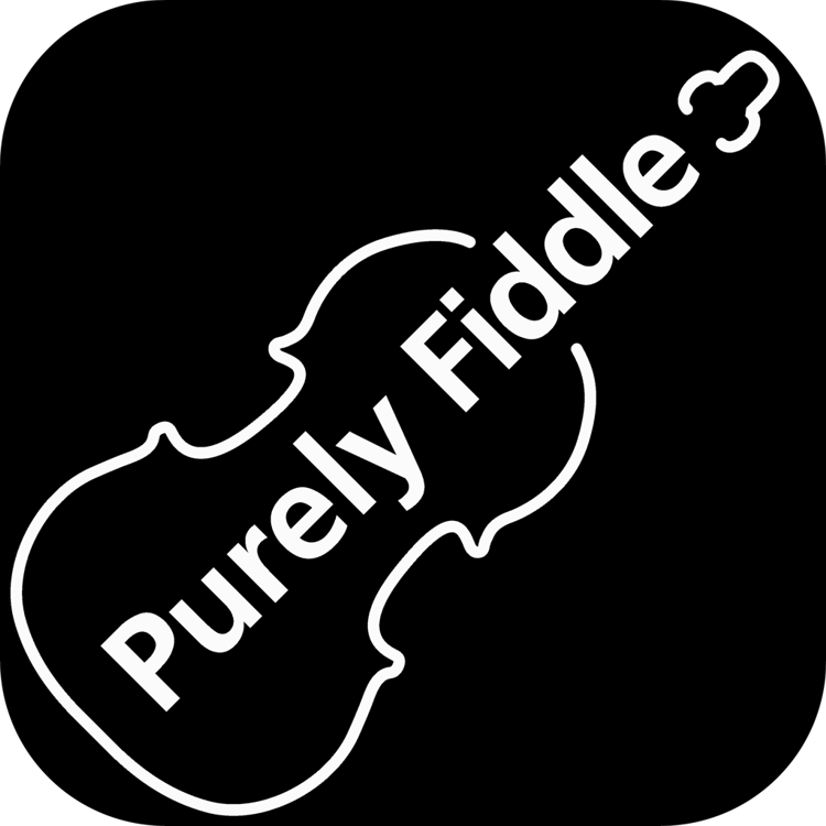 Purely Fiddle Logo